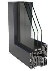 Hliníková okna 02