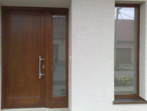 Vchodové dveře 02