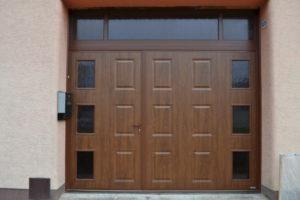 Garážová vrata 08